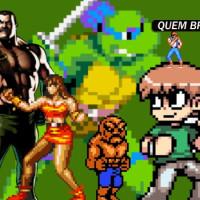 99Vidas 404 – Hall da Fama dos Gêneros: Beat 'Em Up