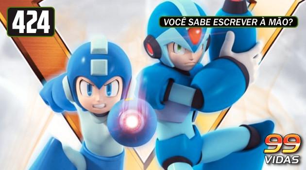 99Vidas 424 – PancaTOP: Megaman