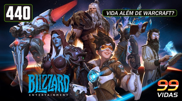 99Vidas 440 – Blizzard Entertainment