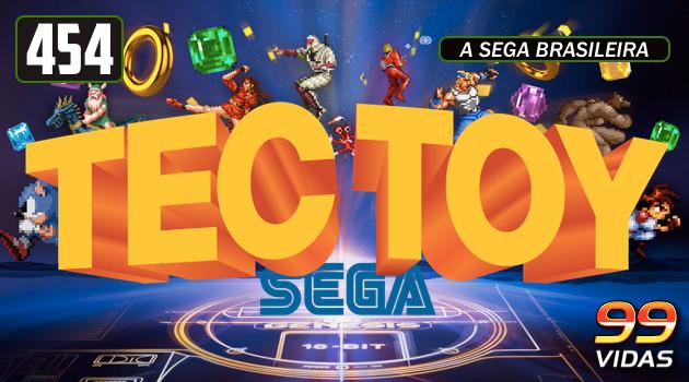 99Vidas 454 – Tectoy
