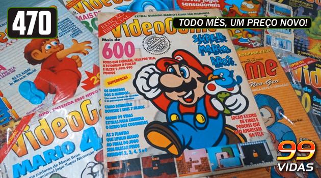 99Vidas 470 – Revistas de Videogames: Videogame (1991-1996)