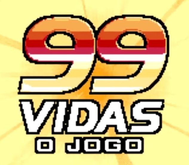 Logo do jogo do 99Vidas | Naughty Dog