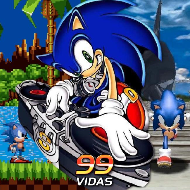 99Vidas 435 - PancaTOP: Sonic the Hedgehog