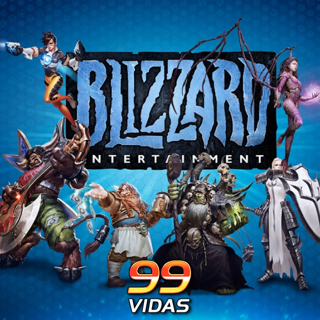 99Vidas 440 - Blizzard Entertainment